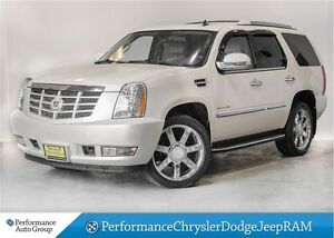 2011 Cadillac Escalade 22 inch Wheels, Leather, Nav, Sunroof