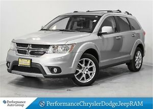 2016 Dodge Journey Limited * DVD * SUNROOF * HTD SEATS