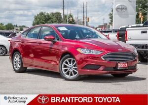 2017 Ford Fusion SE, Sunroof, Carproof Clean, Back Up Camera