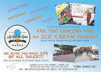 Having a Special Event? Ice Cream Trucks, Carts for hire Toronto