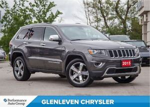2015 Jeep Grand Cherokee Limited | 20 WHEELS | ROOF | NAV