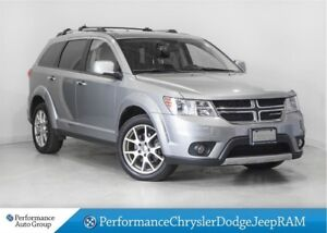 2017 Dodge Journey GT * All Wheel Drive * Leather Interior