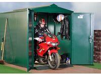 """Asgard Motorcycle storage 9x5ft2"""""""