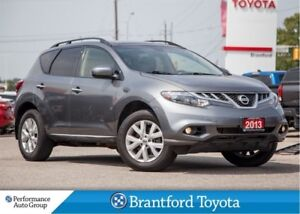 2013 Nissan Murano SL, Leather, Sunroof, Memory Seating, Bose