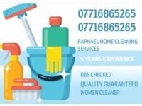 RAPHAEL HOME CLEANING SERVICES