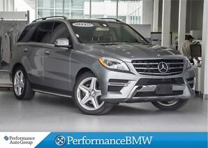 2015 Mercedes-Benz ML350 BlueTEC 4MATIC