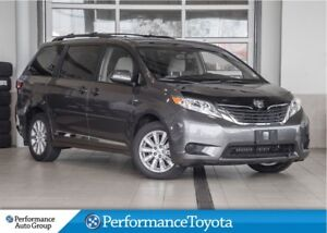 2016 Toyota Sienna LE AWD 7-Pass V6 6A