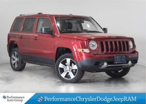 2016 Jeep Patriot HIGH ALTITUDE * NAV * SUNROOF * 4X4