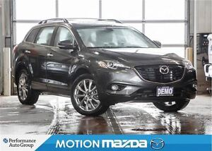 2015 Mazda CX-9 GT DEMO Leather Roof Navi