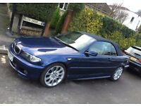 3 Series sports convertible fully loaded face lift