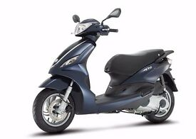 Piaggio Fly 125 3V Blue or White SALE SAVE £300