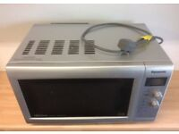 Panasonic NN-GD566M Silver Inverter Microwave Oven & Grill, Spares/Repair