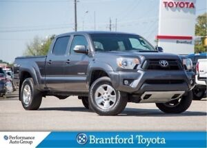 2014 Toyota Tacoma V6, TRD Sport, Trade In, Leather, Navigation