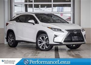 2016 Lexus RX 350 8A ONE OWNER EXECUTIVE PACKAGE !