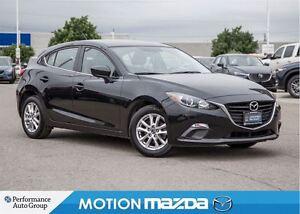 2014 Mazda MAZDA3 SPORT GS 6Spd Alloys Cruise Bluetooth