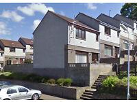 Burntisland KY3 0DA - End terrace 2 bedroom house in quiet neighbourhood for rent.