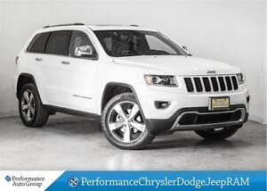 2016 Jeep Grand Cherokee Limited * Sunroof * Navigation