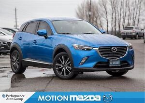 2016 Mazda CX-3 GT TECH Leather Roof Navigation