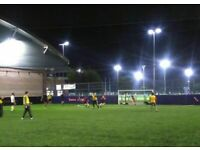 Join our casual football games at Platt Lane Sports Complex - All players welcome!