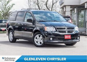 2016 Dodge Grand Caravan Pending sold...Crew + | LEATHER | PWR S