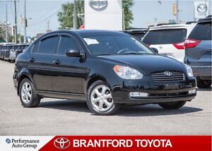 2010 Hyundai Accent GLS, 56000 kms!!, Sunroof, Heated Seats, One