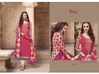Awesome look wear salwar suit with duppta