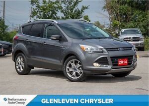 2014 Ford Escape Titanium | PANORAMIC ROOF | BLIND SPOT | NAV