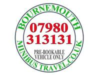 AIRPORT TRANSPORT AND LONG DISTANCE TRAVEL IN 8 SEAT MINIBUS