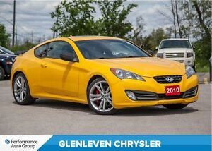 2010 Hyundai Genesis Coupe 3.8 GT | ROOF | LEATHER | BLUETOOTH