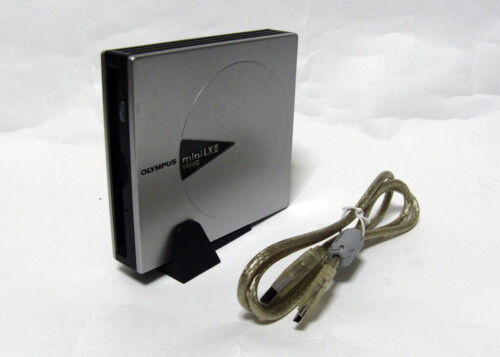 Plug and play, OLYMPUS 3.5 inch 640MB MO disk drive