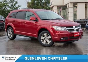 2010 Dodge Journey SXT | LOW LOW KMS! | BRAND NEW TIRES!