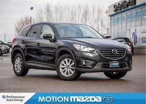 2016 Mazda CX-5 GS-Lux AWD Leather Roof Navi