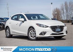 2014 Mazda MAZDA3 SPORT GS 6Spd Sunroof+ Winter Tires