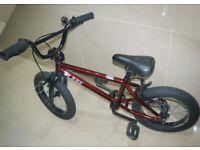 Bmx Bike 14inch Blank Digit