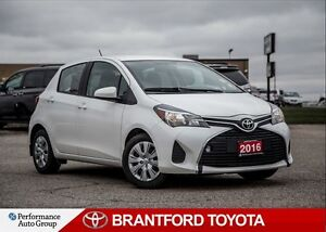2016 Toyota Yaris LE, Hatchback, Carproof Clean, Balance of Fact