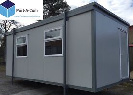 New 20'x10' Insulated Portable Cabin Office