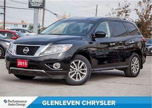 2015 Nissan Pathfinder SV, Power Tailgate, Heated Seats