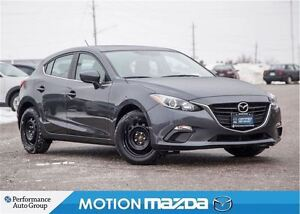 2016 Mazda MAZDA3 SPORT GS DEMO Roof Heated Seats