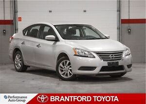 2015 Nissan Sentra SV, Safety and E-Tested, Carproof Clean