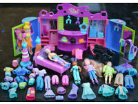 Polly Pocket Fashion Shop circa 2004