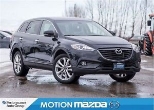 2013 Mazda CX-9 GT Leather Roof Remote Start