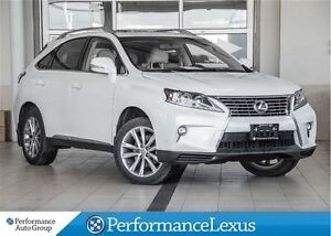 2015 Lexus RX 350 6A 1 OWNER- TOURING PACKAGE.