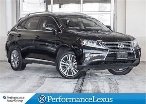 2013 Lexus RX 350 6A 1 OWNER - TOURING PACKAGE.