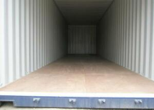 40 foot highcube seacan container - $3100  (highcube = 344 cu feet extra space!) - DELIVERY AVAILABLE