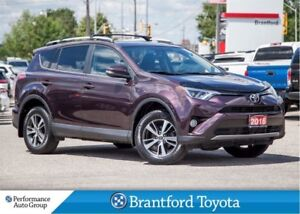 2016 Toyota RAV4 XLE, New Tires, AWD, Sunroof, Off Lease,