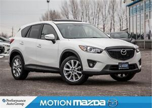 2015 Mazda CX-5 GT AWD Leather Sunroof