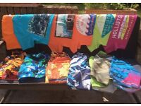 AMAZING SELECTION OF DESIGNER TEEN BOY CLOTHING AGES 13-16 (SMALL MAN) £5 PER ITEM