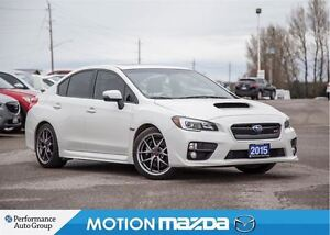 2015 Subaru WRX STi Sport-tech 6Spd Roof Leather Navi