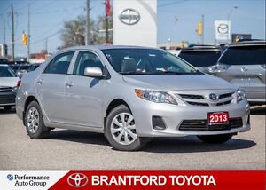 2013 Toyota Corolla Sold .... Pending Delivery