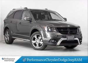 2016 Dodge Journey Crossroad * NAV * SUNROOF